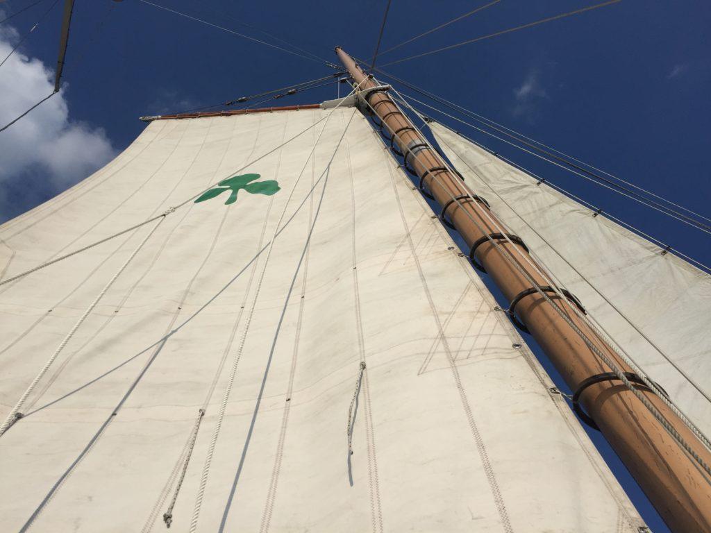 Up sail